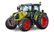 Claas Arion 450 tractor photo