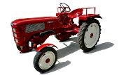 Fahr D88 tractor photo