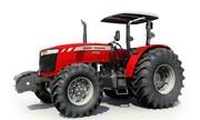 Massey Ferguson 4708 tractor photo