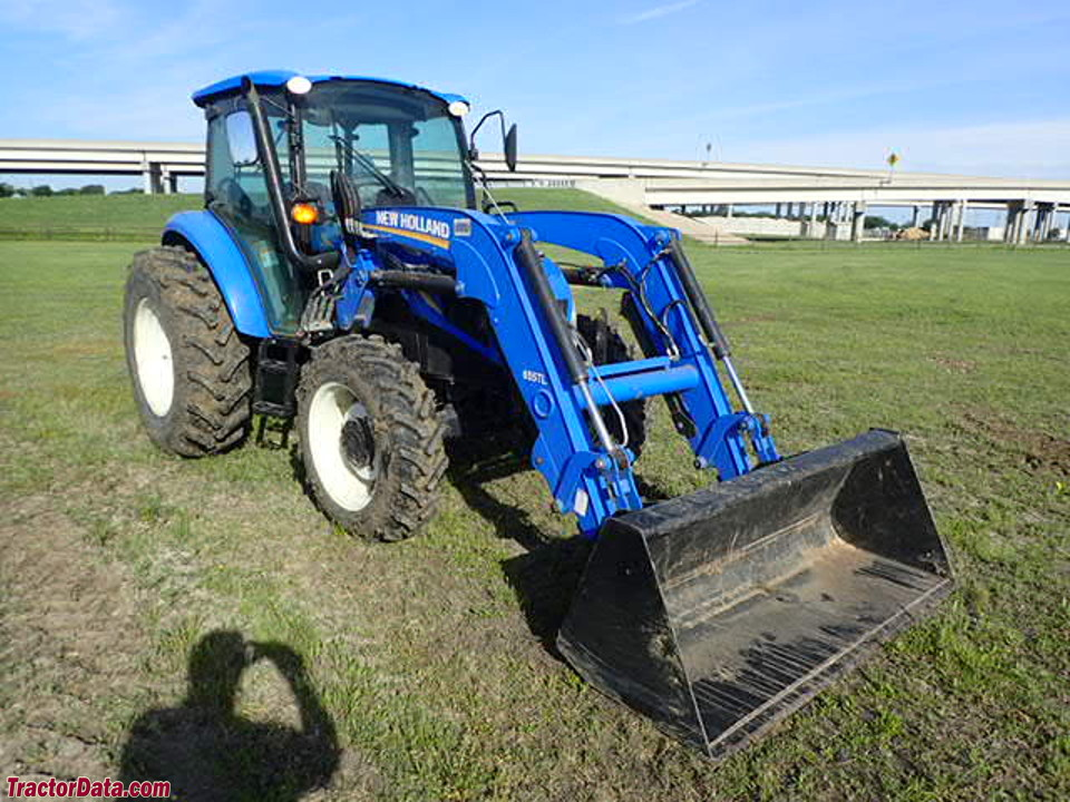 New Holland T4.65.