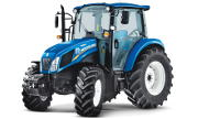 New Holland T4.110 tractor photo