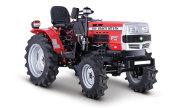 VST Mitsubishi Shakti MT270 tractor photo
