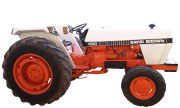 David Brown 1290 tractor photo