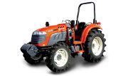 Kioti DK551 tractor photo