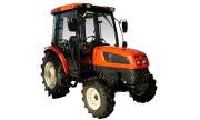 Kioti EX40 tractor photo