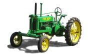 John Deere BW tractor photo