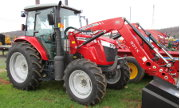 Massey Ferguson 5711 tractor photo