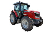 Massey Ferguson 6714S tractor photo
