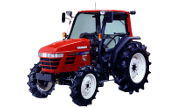 Yanmar AF333 tractor photo