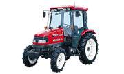 Yanmar AF665 tractor photo