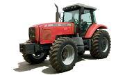 Massey Ferguson 6350 tractor photo