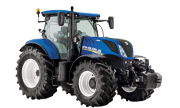 New Holland T7.210 tractor photo