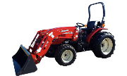 Branson 4225R tractor photo