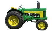 John Deere 630 Standard tractor photo