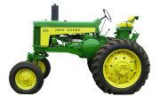 John Deere 630 Hi-Crop tractor photo