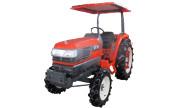 Kubota GT-30 tractor photo