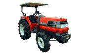 Kubota GL29 tractor photo