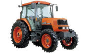 Kubota GM82 tractor photo