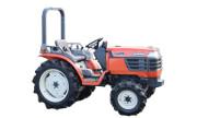 Kubota GB18 tractor photo