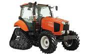 Kubota M125G-PC Power Crawler tractor photo