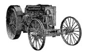 Huber 15-30 Super Four tractor photo