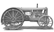 Huber 18-36 Super Four tractor photo