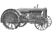Huber 32-45 Super Four tractor photo