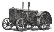Huber HS 27-42 tractor photo