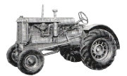 Huber L tractor photo