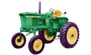 John Deere 2510 Hi-Crop tractor photo