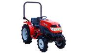 Mitsubishi GF15 tractor photo