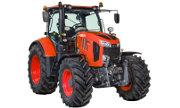 Kubota M7132 tractor photo
