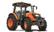 Kubota M4072 tractor photo