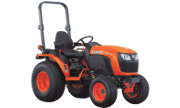 Kubota B2301 tractor photo