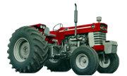 Massey Ferguson 1095 tractor photo