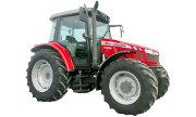 Massey Ferguson 5430 tractor photo