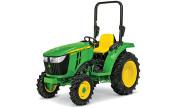 John Deere 3025D tractor photo