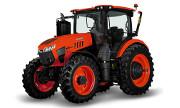 Kubota M8-201 tractor photo