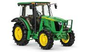John Deere 5090E tractor photo