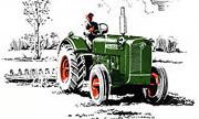 Bolinder-Munktell BM-21 tractor photo