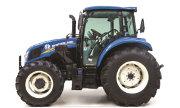 New Holland PowerStar 120 tractor photo
