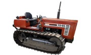 Fiat 70-65 tractor photo