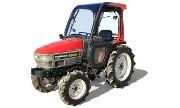 Yanmar F-230 tractor photo