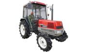 Yanmar F605 tractor photo