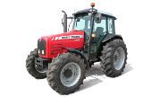 Massey Ferguson 4455 tractor photo