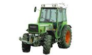 Fendt Farmer 250V tractor photo