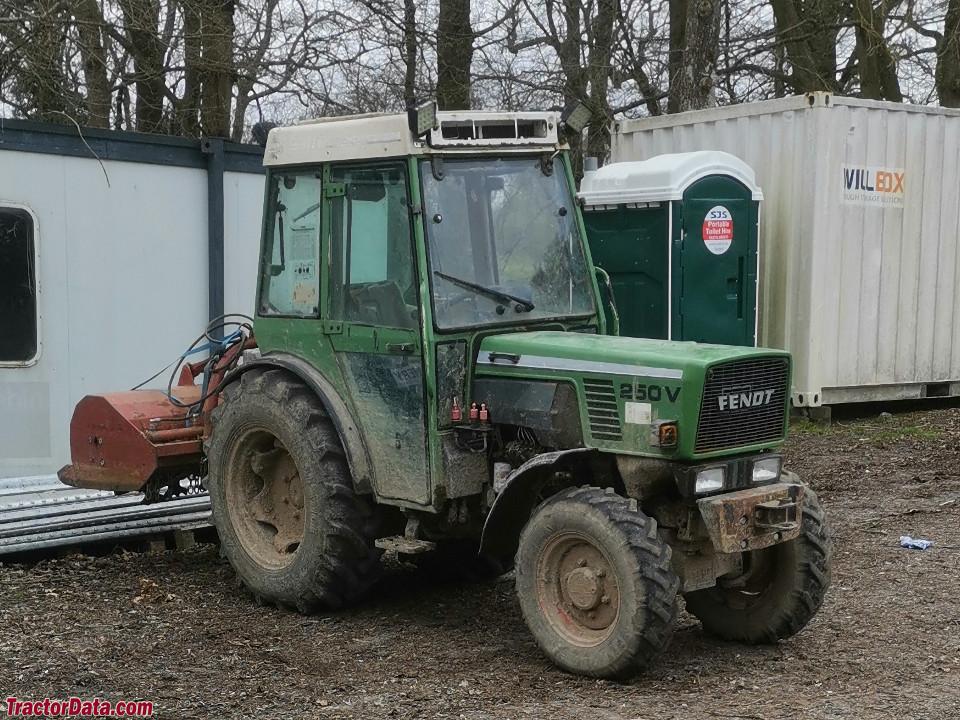 Fendt Farmer 250V