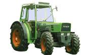 Fendt Farmer 280P tractor photo