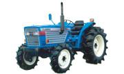 Iseki TL4200 tractor photo