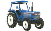 Iseki TL4500 tractor photo